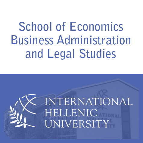 School of Economics, Business Administration and Legal Studies